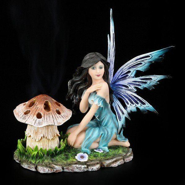 Fairy Incense Cone Holder - Lunaria