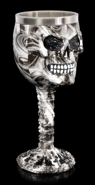 Totenkopf Kelch - Soul Skull