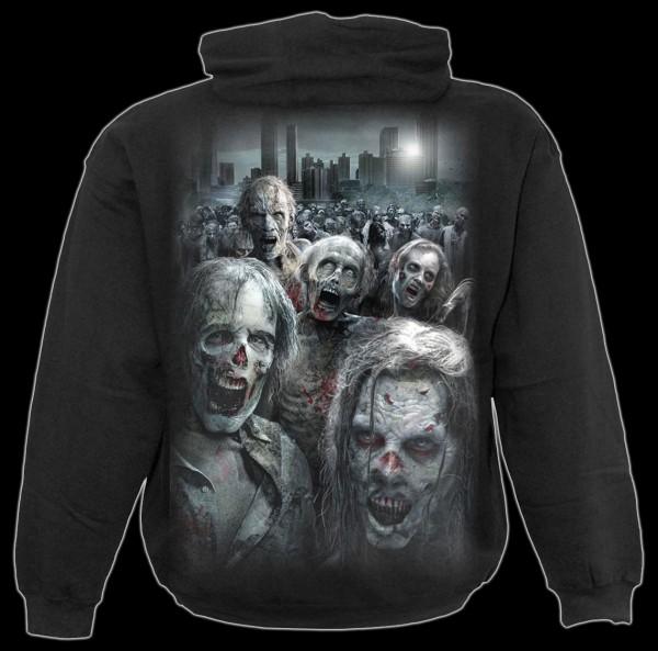 Kapuzenpullover - The Walking Dead - Zombie Horde