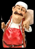 Funny Job Figurine - Butcher