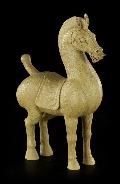 Horse Figurine - Chinese Horse from the Han Dynasty
