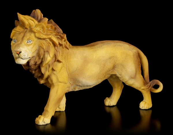 Löwen Figur - Männchen