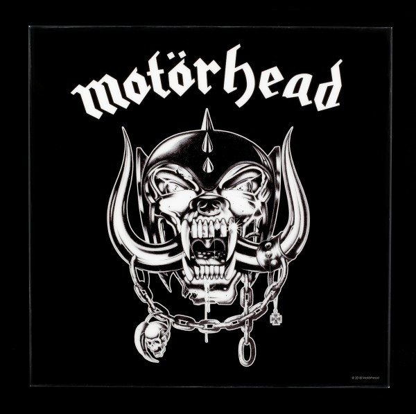 Motörhead Crystal Clear Picture - Logo