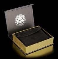 3D Geldbeutel mit Drache - Gothic Guardian