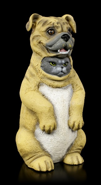 Dupers Figurine - Cat in Dog Costume