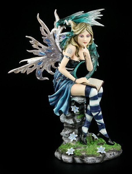Fairy Figurine - Dragon Keeper Dragomera