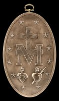 Wall Plaque - Mary Mother of God