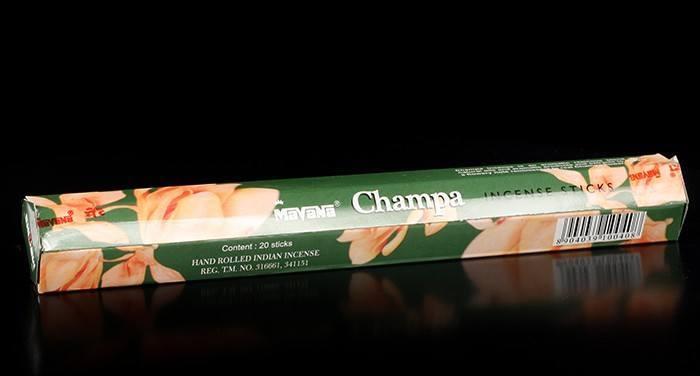 Incense Sticks - Champa