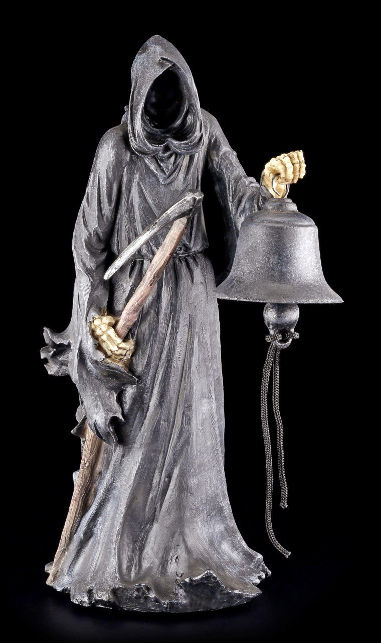 Reaper Figurine - Whom the Bell tolls