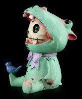 Furry Bones Figur - Hippo