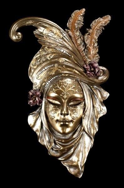 Große Venezianische Maske - Sofia