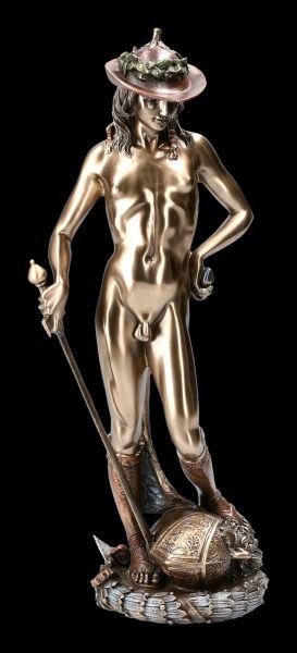 David Figurine by Donatello