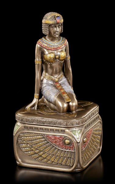 Small Egyptian Box with Servant