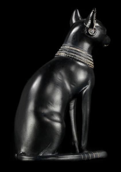 Bastet Figur klein - Schwarz