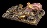 Steampunk Box Octopus - Treasure Chest