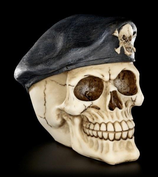 Skull - Riding Hat with Skull Buy