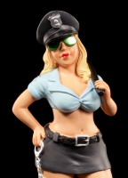 Funny Job Figur - Sexy Polizistin