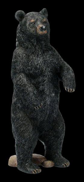 Black Bear Figurine standing