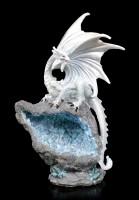 Dragon Figurine LED - Albidus Custodian