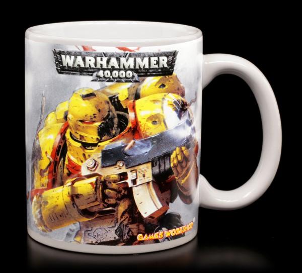 Tasse Warhammer - Imperial Fists