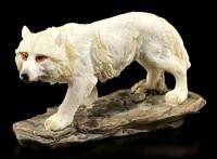 Wolf Figurines Set - On the Hunt - Set of 2