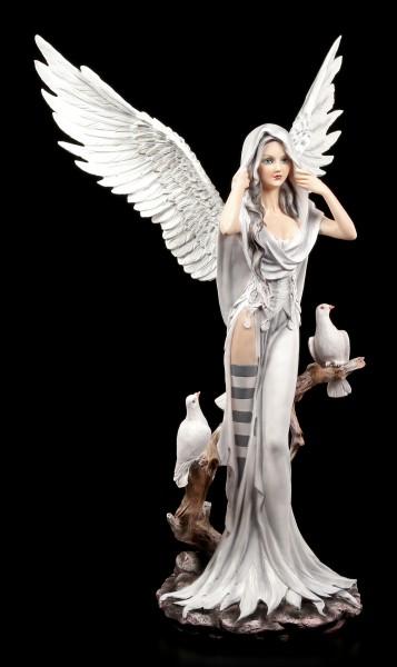 Bright Angel Figurine - Pigeon Light