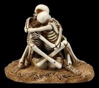 Skelett Figur - Love Never Dies - Stay here