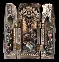 Triptychon Flügelaltar - Maria Mutter Gottes