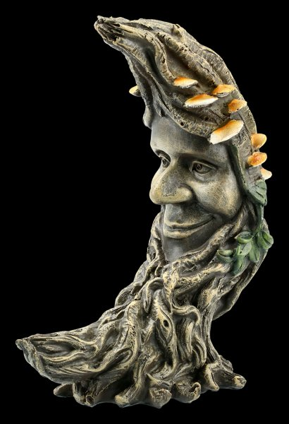 Tree Spirit Figurine - Luna Oak