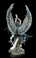 Angel Figurine - Faery of Ravens by Nene Thomas