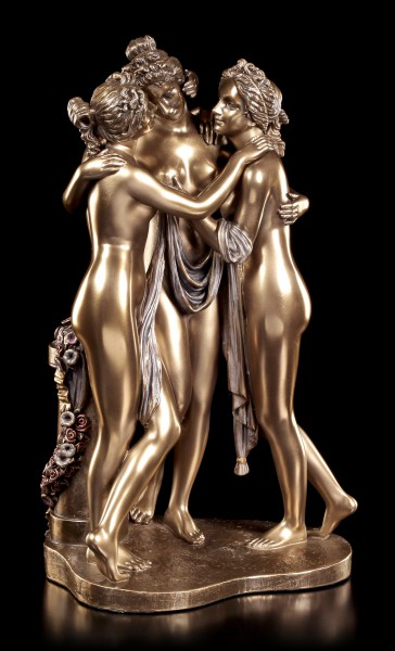 Three Graces Figurine by Antonio Canova