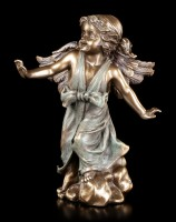 Engel Figur - Tanzend auf Wolke