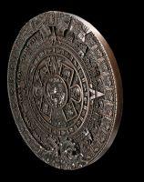 Wandrelief - Der Azteken Kalender