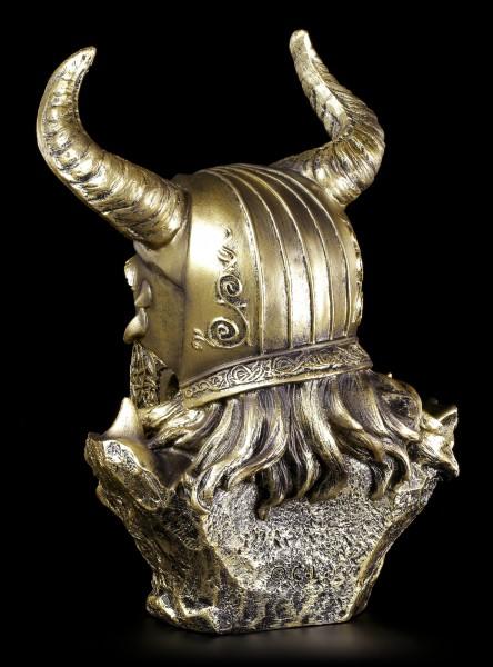 Wikinger Büste - Nordischer Gott Loki