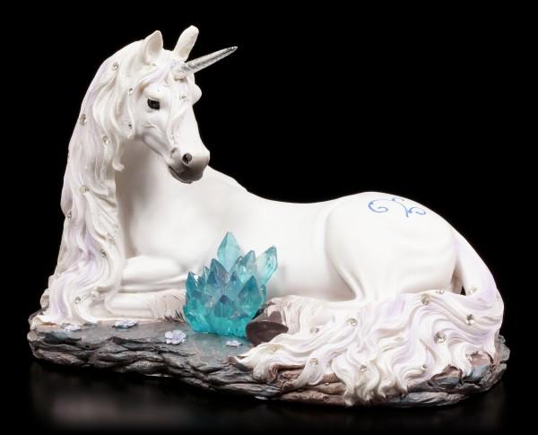 Unicorn Figurine - Jewelled Tranquillity