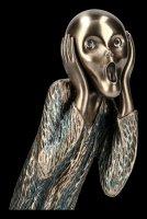 The Scream Figurine by Edvard Munch