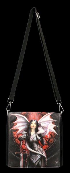 Shoulder Bag with Dragon - Valour