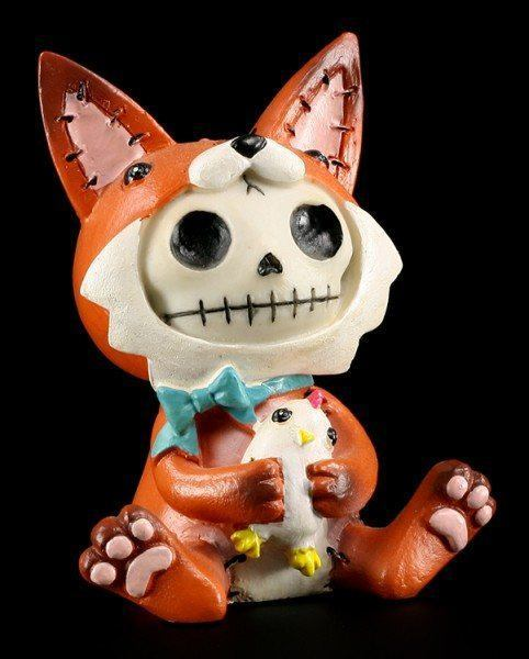 Furry Bones Figur - Fox