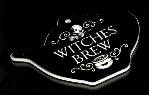 Alchemy Trivet - Witches Brew