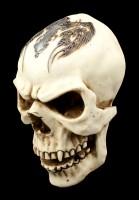 Wall Plaque - Vampire Skull