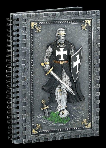 Journal - Crusader - black