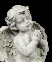 Angel Garden Figurine - Boy praying