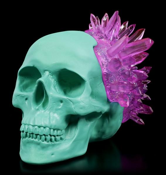 Crystal Skull - Amethyst
