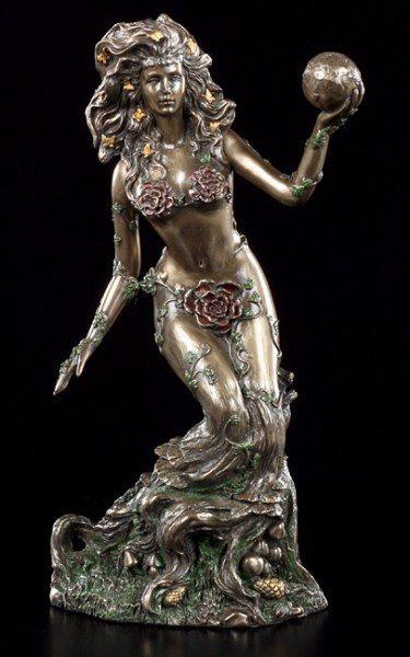 Mutter Erde - Gaia Figur