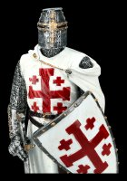 Knight Figurine - Order of the Holy Sepulchre
