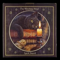 Wahrsagerbrett mit Katze - The Witching Hour