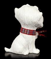 Dog Figurine - West Highland White Terrier Fergus