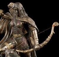 Norse God - Skadi Figurine