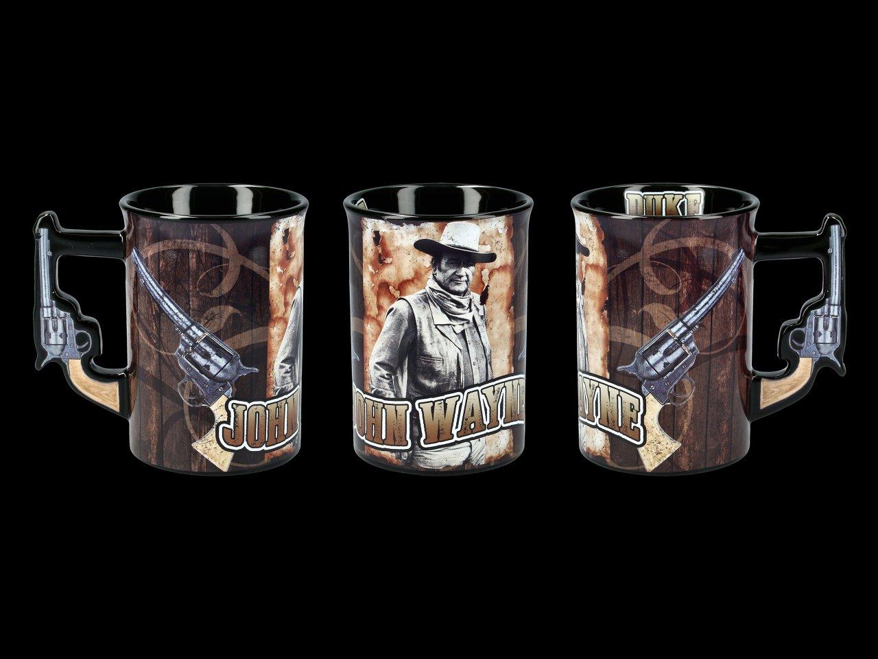 John Wayne Ceramic Mug - The Duke