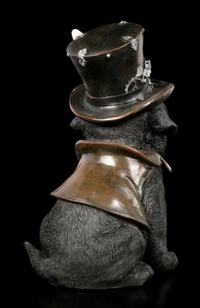 Hunde Figur - Steampunk Cogsmiths Dog
